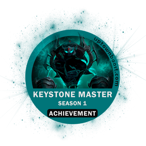 Shadowlands Keystone Master: Season One Boost