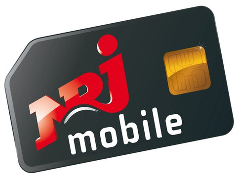 Mobile Repeater France - NRJ Mobile