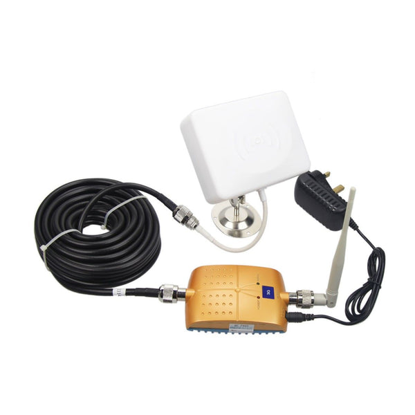 Ampli GSM Pour Maison bureau Orange Free Mobile - amplificateur de signal Mobile Repeater République française - 7