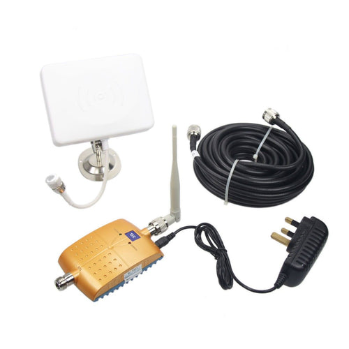 Ampli GSM Pour Maison bureau Orange Free Mobile - amplificateur de signal Mobile Repeater République française - 1