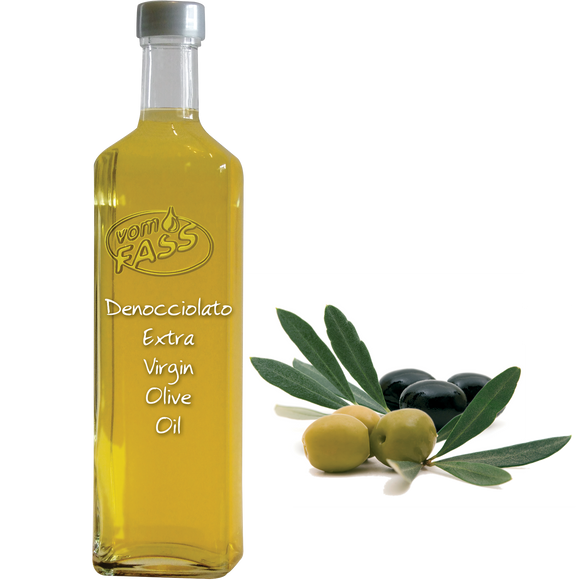 Denocciolato Extra Virgin Olive Oil