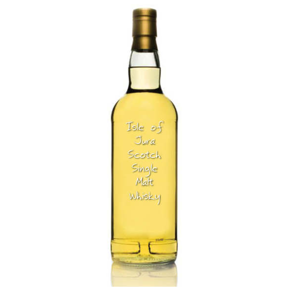 Isle of Jura Scotch Single Malt Whisky