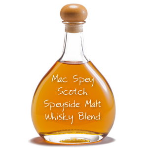 Mac Spey Speyside Blended Malt Scotch Whisky