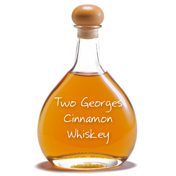 Two Georges Cinnamon Whiskey