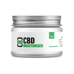 CBD Asylum 500mg CBD 100ml Moisturising Cream