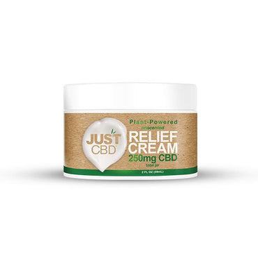 Just CBD Pain Relief Cream 250mg CBD