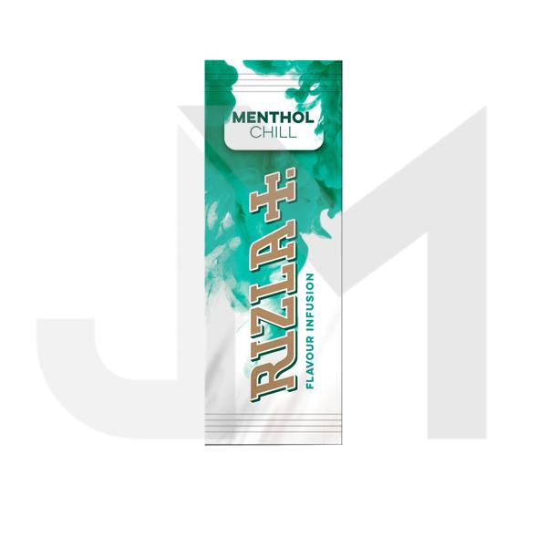 Rizla Fresh Mint Flavour Cards Infusion Pack of 25