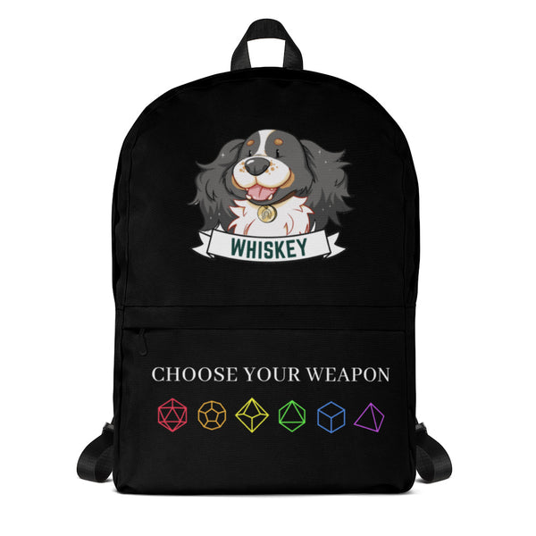 Whiskey Backpack
