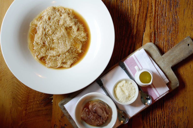PRESS  VIPorter Insider:  Why Toronto Is a Pasta Hot Spot Right Now