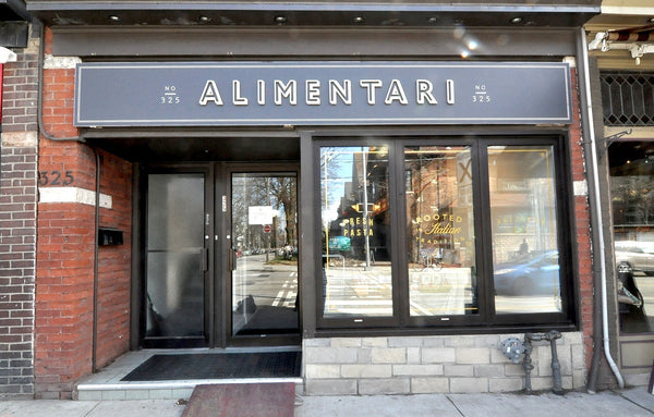 PRESS  What's on the menu at Alimentari, a new Italian gourmet shop on Roncesvalles