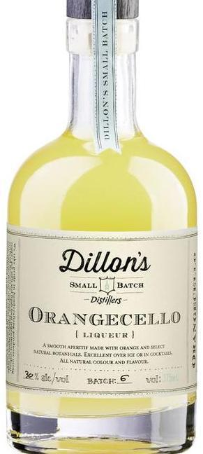 Dillon's Orangecello 375ml