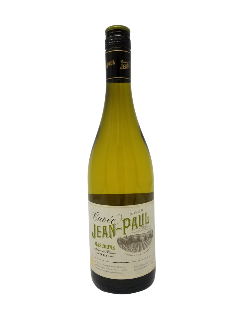 Cuvee Jean Paul 2019 Blanc de Blancs (Cooking Wine)