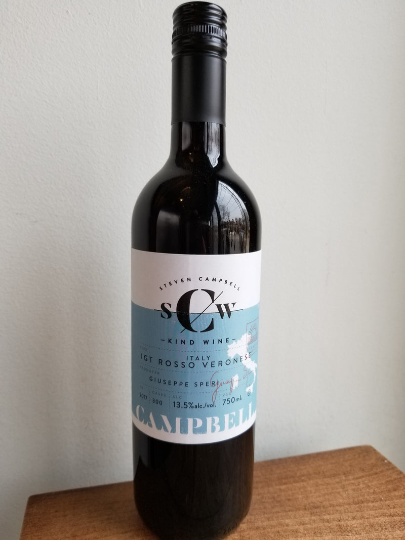 Campbell Rosso Veronese IGT -Kind Wine-
