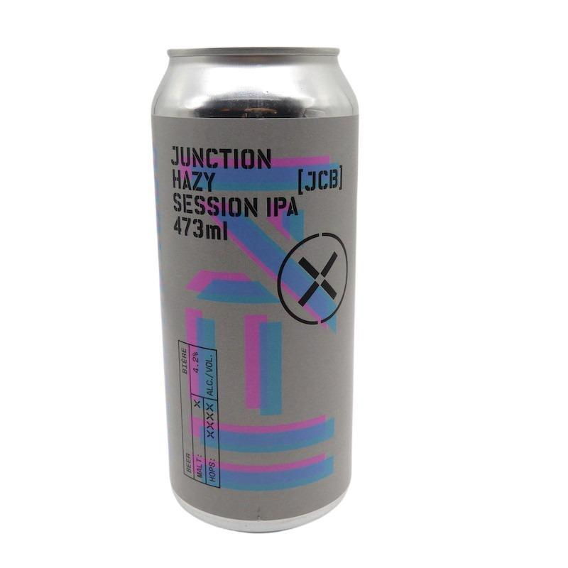 Junction Brewery Hazy Session IPA 473 ml