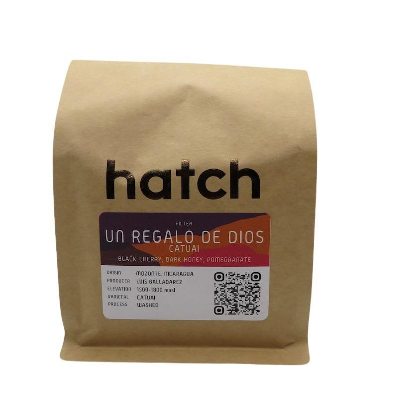 Hatch Coffee Un Regalo de Dios 300g