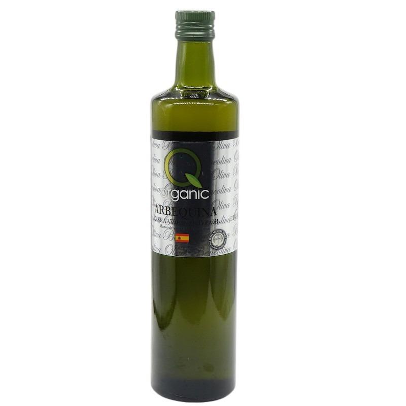 Arbequina Organic Extra Virgin Olive Oil 750ml