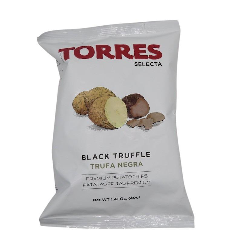 Torres Black Truffle Chips - Small