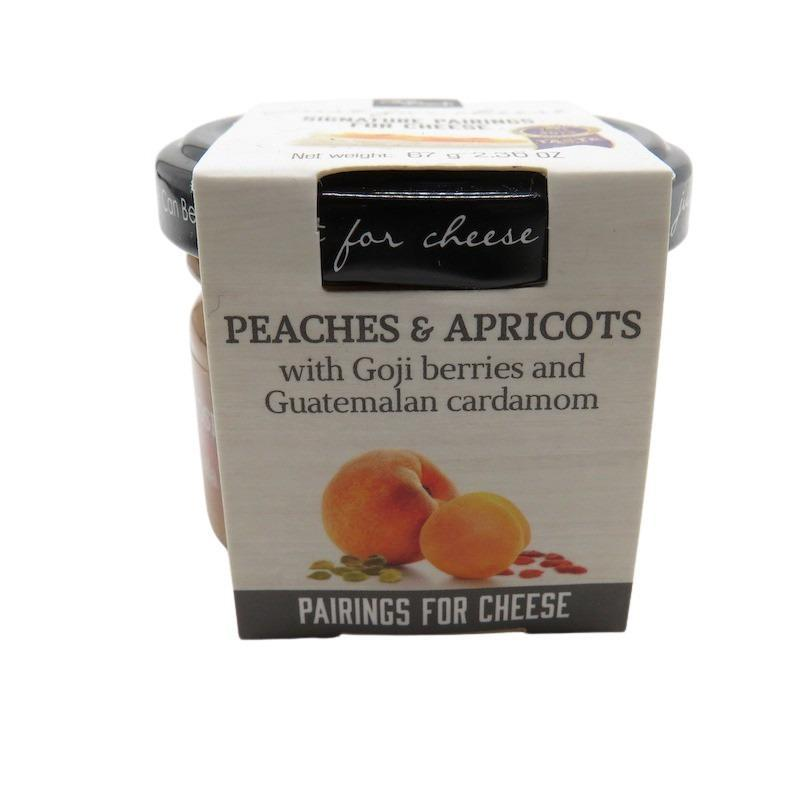 Just for Cheese - Peaches & Apricots
