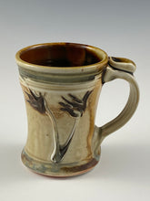 Load image into Gallery viewer, Honey Amber Botanical Designed Mug