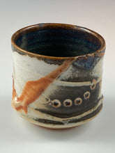 Load image into Gallery viewer, Earth Toned Sculpted Tea Bowl