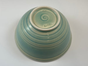 Sea Foam Green Mixing Bowl