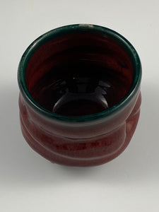 Cooper Red Tea Bowl