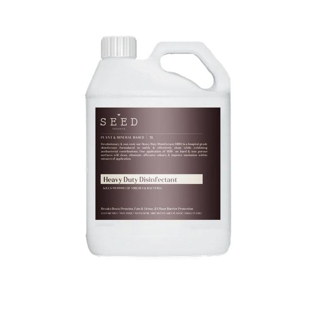 Heavy Duty Disinfectant - 5 Litre Refill