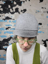 Load image into Gallery viewer, Upcycled Cashmere Beanie