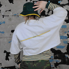 Load image into Gallery viewer, Packers + Nike cropped tee