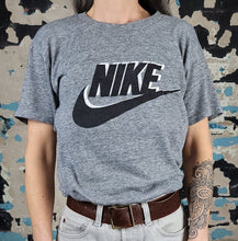 Load image into Gallery viewer, Nike Emblem Tri-blend Tee - Made in the USA - sz M