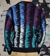 Load image into Gallery viewer, Saturdays 80s Cardigan Arcylic - sz M/L