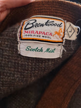 Load image into Gallery viewer, Brentwood Mirapaca / Scotchmist - Cardigan sz M