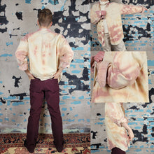 Load image into Gallery viewer, Discharge Dyed Corduroy Button-down - XL - Customizable