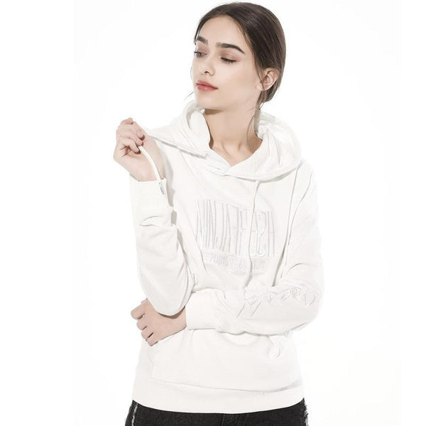 Shot Letter Sweater Women Autumn And Winter Thickened Hooded Hooded Sweater Women Korean Version Of The Loose Long-sleeved Hooded Outer