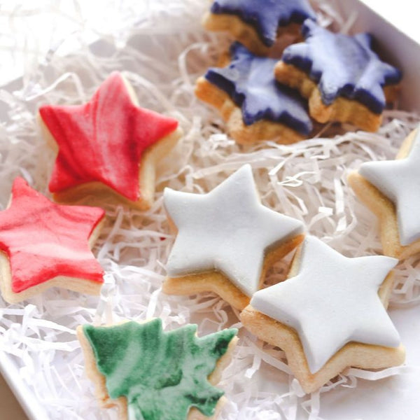 Mini Christmas Biscuit Set