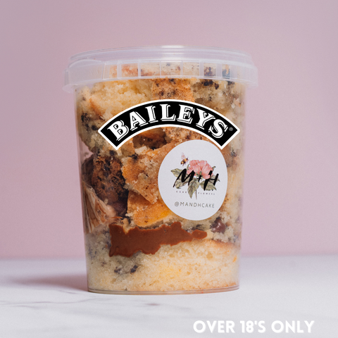 Bailey's Cake Tub