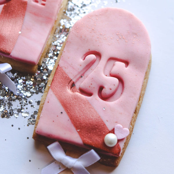 Birthday Biscuit Lollies