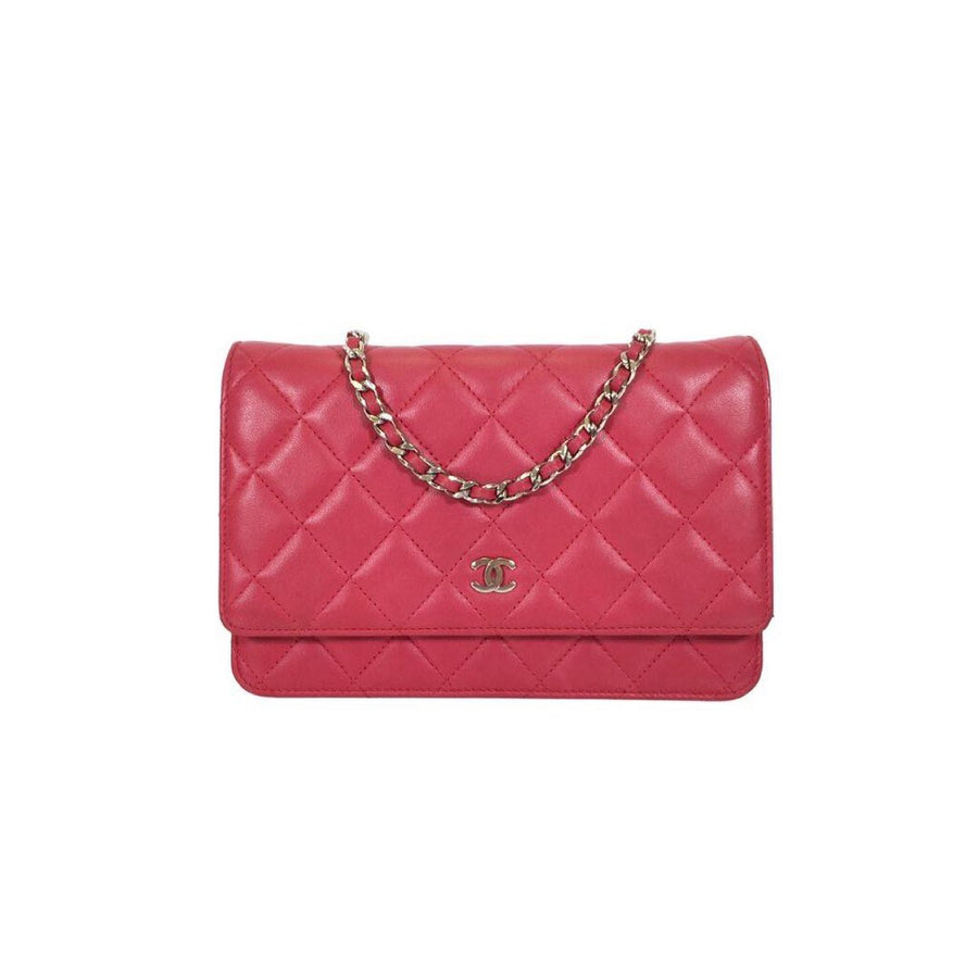 secondhand Chanel Wallet on Chain WOC