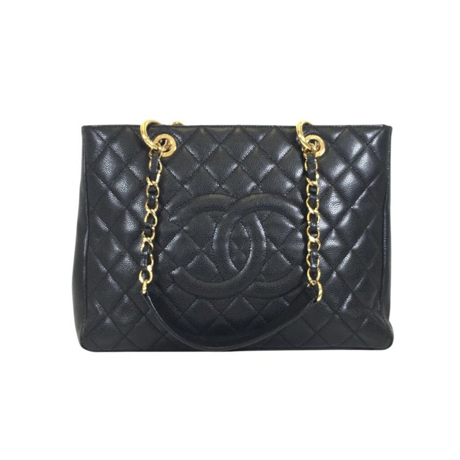 secondhand Chanel GST Tote canada