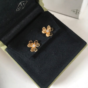 Van Cleef & Arpels Frivole Earrings