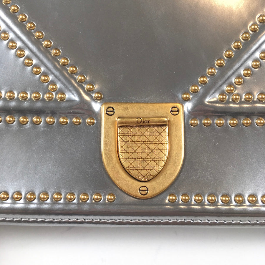 Dior Pouch Wallet On Chain