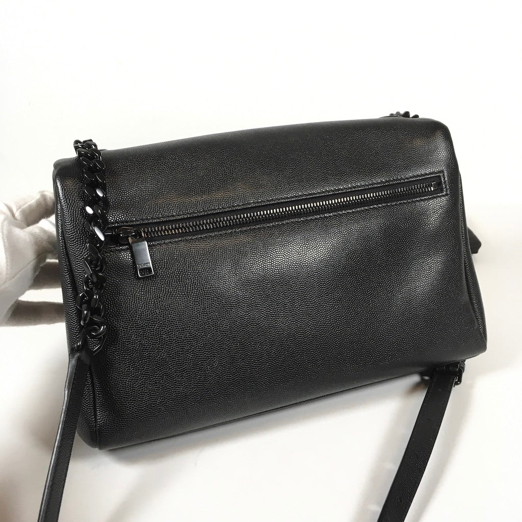 Yves Saint Laurent (YSL) So Black Flap