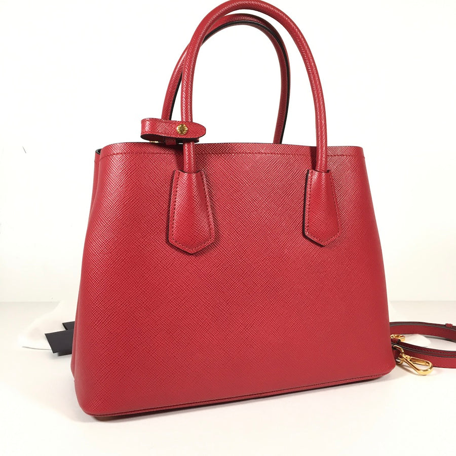 Prada Double Cuir Bag