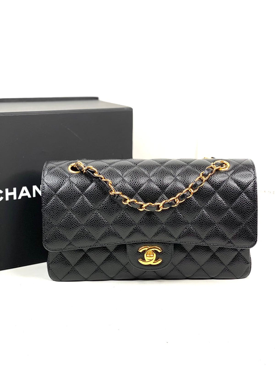 Chanel Classic ML Flap