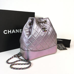 Chanel Gabrielle Mermaid Backpack