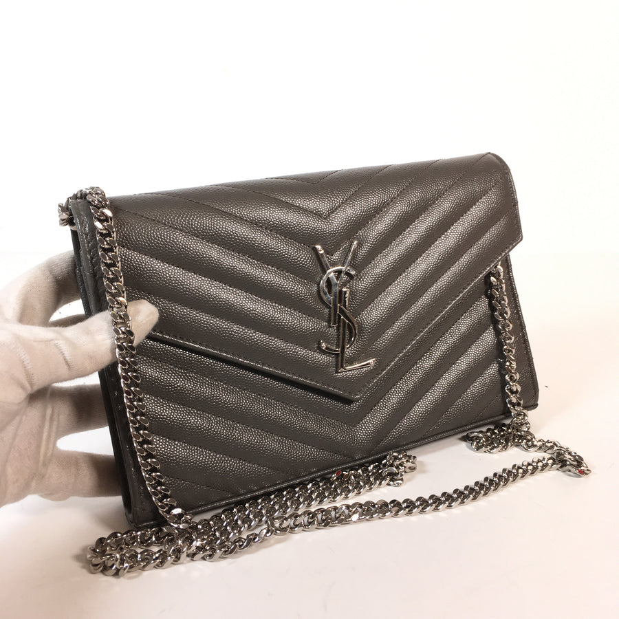 Yves Saint Laurent Wallet on Chain