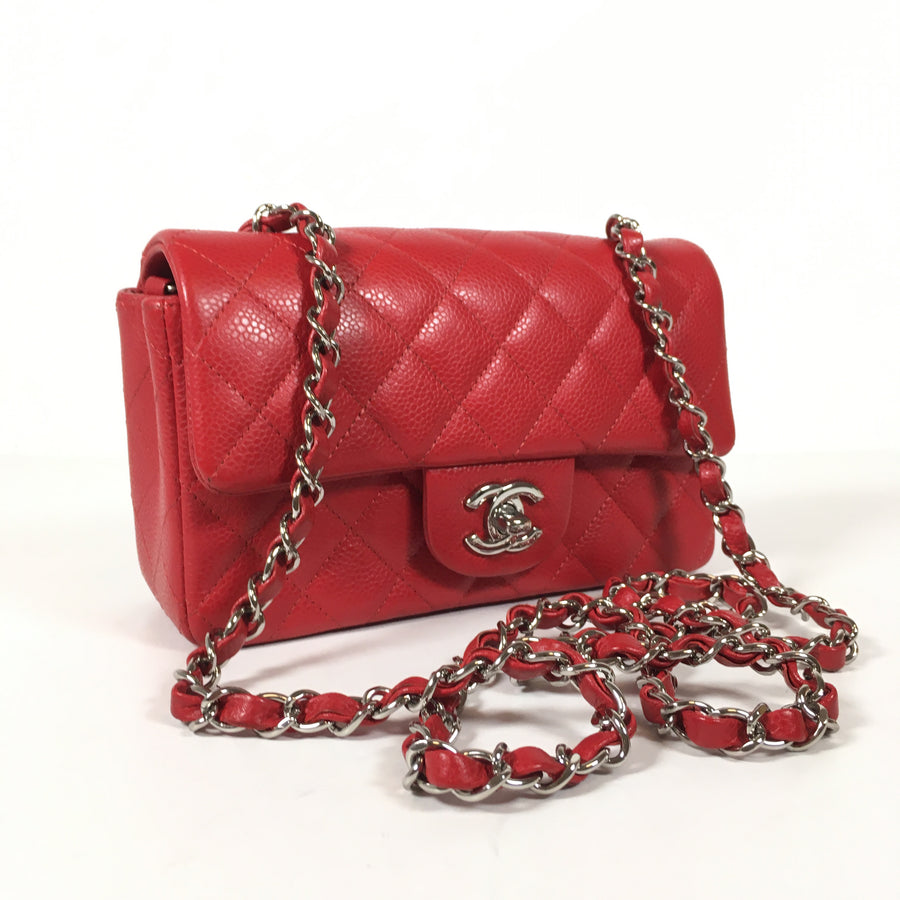 Chanel Classic Mini Rectangle