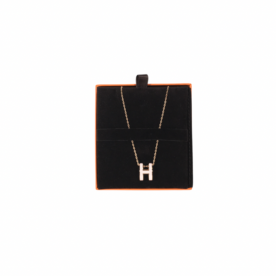 Hermès H Pop Necklace