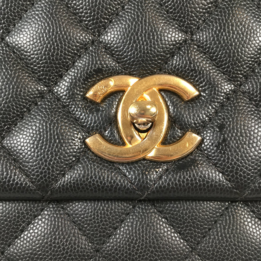 Chanel Lizard Cocohandle