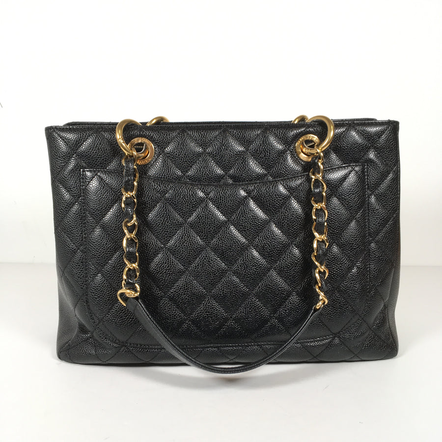Chanel Grand Shopping Tote GST